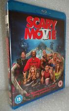 Scary Movie 5 (Blu-ray 2013) Lindsay Lohan, Charlie Sheen - New/Sealed