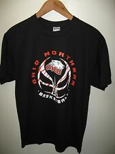 ONU Basketball Tee - Ohio Northern University Ada OH Team Sport Black T Shirt L
