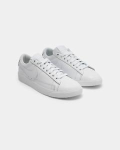 NIB Nike Women's Blazer Low LE - White - US9 - Gym Shoes Sneakers Flats Urban