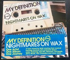 CD MY DEFINITION NIGHTMARES ON WAX , 17 TITRES