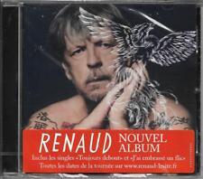 CD 14 TITRES RENAUD LE NOUVEL ALBUM INCLUS TOUJOURS DEBOUT 2016 NEUF SCELLE