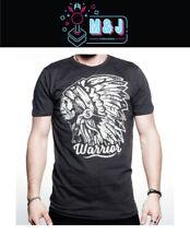 Mens T-Shirt Super Cobra Warrior Graphic  (Aussie Seller)