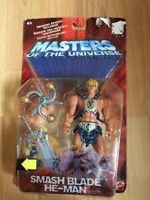 MOC! 2002 Masters of the Universe Smash Blade He-Man Action Figure