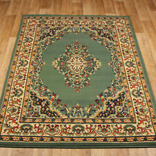 Oriental Weavers Keshan Rug Runner Machine Woven Traditional 100 Polypropylene 112 G 160 X 220 Cm