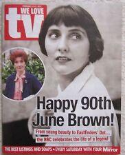 June Brown - We Love TV – 11 February 2017