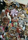 A Mix Of Usable Vintage/antique Jewellery 30s To 90s. 1.686  Kilo Lot. (3)