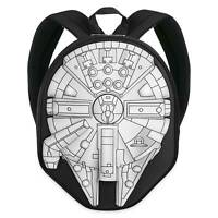 Disney Parks Exclusive Star Wars Millennium Falcon Backpack by Loungefly NEW