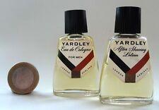 ANCIENNE MINIATURE DE PARFUM YARDLEY