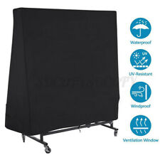 300D Waterproof Ping Pong Table Cover Tennis Table Cover Protect Outdoor Indoor