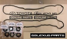 Lexus RX300 RX330 RX400H (1999-2008) OEM Genuine VALVE COVER GASKETS SET