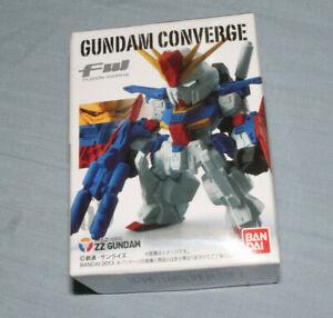 New Bandai FW Gundam Converge MSZ-010 ZZ-GUNDAM