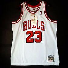100% Authentic Michael Jordan Mitchell Ness 97 98 Bulls Home Jersey Size 48 XL