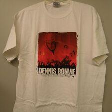 Dennis Bonvie WBS Penguins Signed T-Shirt XL Farewell Tour Never Worn Super Cool