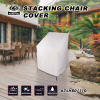 Outdoor Waterproof Stacking Chair Cover  Stackable Chair Cover Weatherproof