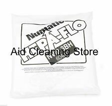 10 PK Numatic LARGE COMMERCIAL Vacuum Hoover Dustbags NVM3BH 604017 for WV470