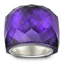 Swarovski Ring Nirvana Purple Velvet   size 58   1166787  New