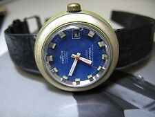 "FORTIS JUNIOR AUTOMATIC 17 JEWEL WATCH CLASSIC VINTAGE "" FLIPPER"""