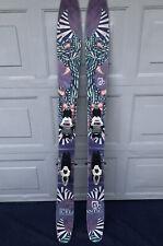 Icelantic Keeper Skis 167cm W/ Bindings