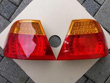 Neu BMW E46 Coupe LED Rückleuchten Gelb-Rot ZB Life Links und Rechts