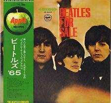 """THE BEATLES """"BEATLES FOR SALE"""" 70'S LP APPLE AP-8442"""