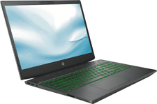 HP Gaming Pavilion 15.6 Zoll (Intel Core i5, 8th Gen., 4GHz, 512 GB SSD, 16 GB RAM) Laptop - Nachtschwarz - 8UG08EA#ABD