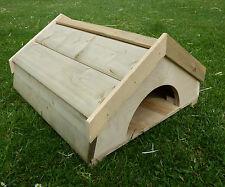 Rabbit / Guinea Pig / Ferret / Hedgehog / small animal house REMOVABLE FLOOR