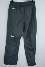 XII534 Uomo The North Face Hyvent Dt Nero Outdoor Pantaloni S SMALL