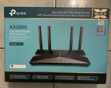 TP-Link AX3000 4 Stream Dual-Band Gigabit Wi-Fi 6 Wireless Router - Archer AX50