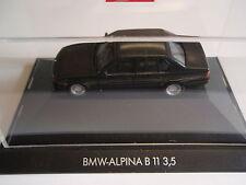 Herpa 31043 BMW Alpina B11 3,5 grau-schwarzmetallic 1:87 Neu u. OVP
