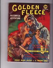 Golden Fleece  3     1938   Scarce Pulp