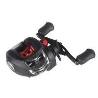 Smooth Baitcasting Reel 17+1/18+1 Ball Bearings Casting Reel Bass Fishing