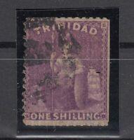 C2949/ BRITISH TRINIDAD – BRITANNIA – SG # 67 USED – CV 400 $