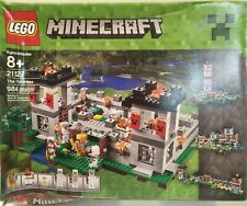 LEGO MINECRAFT THE FORTRESS SET 21127