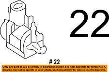 FORD OEM Locking Hub-Front Solenoid 7L1Z9H465B