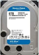 """Western Digital WD Blue 6TB Internal Hard Disk HDD 3.5"""" SATA 5400rpm WD60EZAZ-RT"""