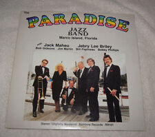 LP: Paradise Jazz Band, Marco Island Florida (1987)