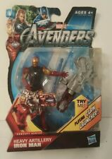 "IRON MAN -HEAVY ARTILLERY- The Avengers Movie Concept Series 4"" Figure #3 2012"