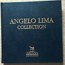 Auction Catalogue ANGELO LIMA COLLECTION Classic PORTUGAL Stamps Covers Postmark