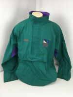 Rare Vintage Sea World  Embroidered Employee Jacket Size XL Rocky Point Preserve