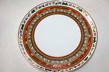 +NEU * Weihnachtsgeschirr Tortenplatte Platte Teller 32cm Porzellan bunt