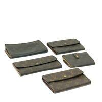 LOUIS VUITTON Monogram Wallet 5Set LV Auth ar2796