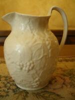 Antica LATTIERA Inglese WEDGWOOD Etruria & Barlaston Made in England 11x13 cm