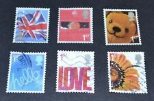 Gb Smilers Stamps