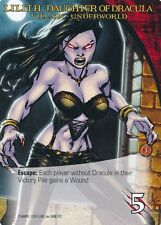 LILITH DAUGHTER of DRACULA 2014 Upper Deck Marvel Legendary UNDERWORLD