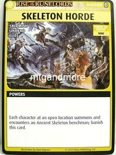 Pathfinder Adventure Card Game - 1x Skeleton Horde - Rise of the Runelords