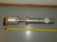 High Vacuum VAT Chamber Manifold Assembly w/ 24V Actuator