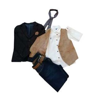 Weste 140 anzug jungen Anzug