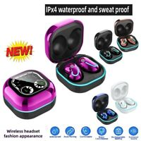 Bluetooth5.1 Wireless Earbuds Kopfhörer Headset Noise Cancelling TWS Wasserdicht