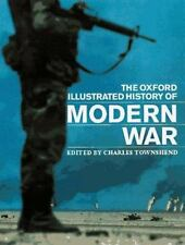The Oxford Illustrated History of Modern War (1997, Hardcover)