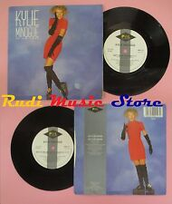 LP 45 7'' KYLIE MINOGUE got to be certain 1988 england PWL 12  no cd mc dvd (*)